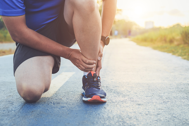 Physiotherapy for Foot Ankle Injury